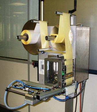 ETI 3000 DAT : système d'impression/pose d'ETICONCEPT