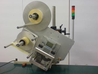 ETI 3000 L-TR : système d'impression/pose d'ETICONCEPT