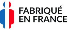 Logo : fabriqué en France