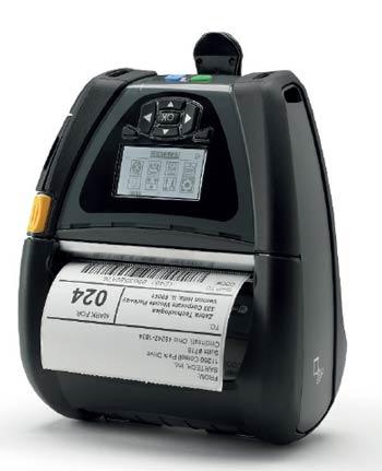 QLn420 : imprimante mobile de ZEBRA