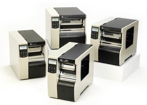 Imprimantes industrielles de la série Xi4 de Zebra