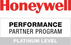logo platinium partner Honeywell