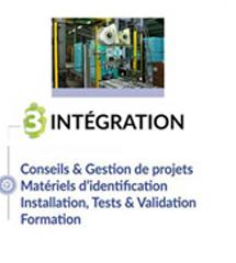 Integration de systèmes d'étiquetage industriels