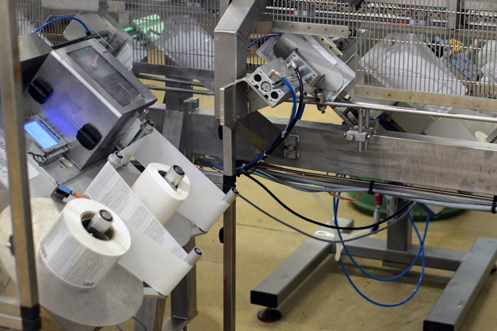 Systeme impression pose ETI 3000 TB