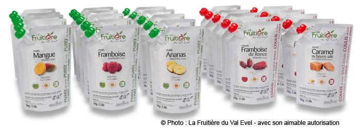 La fruitière - gamme Doypack 2016