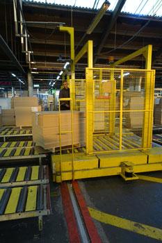 Demeyere : approvisionnement automatique des postes de travail