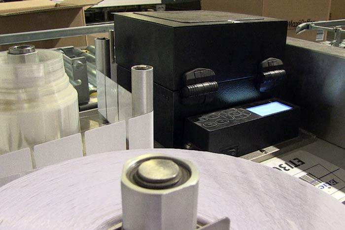 Maxicoffee - Eti3000TB - bobine d'étiquettes