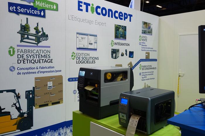 Imprimantes industrielles Zebra et Datamax
