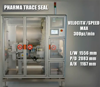 Pharma Trace Seal : vue d'ensemble