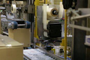 ETI 3000 TB pose côté sur carton
