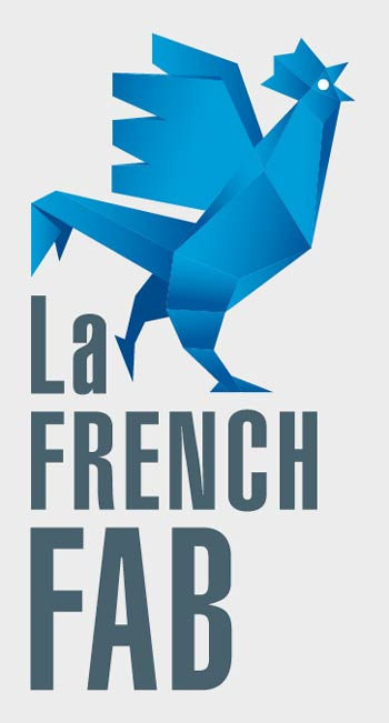 logo de la French Fab