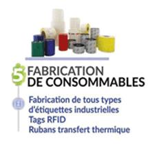 Fabrication de consommables