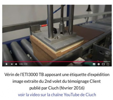Ciuch : le projet Maty