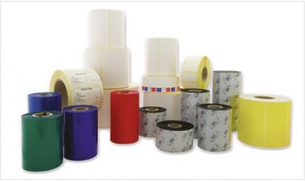 Consommables Eticoncept : Rubans et étiquettes adhésives