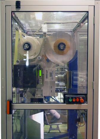 ETI 3000 2A  : système d'impression/pose d'ETICONCEPT