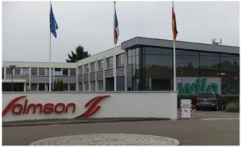 Wilo Salmson France : siège Lavalois