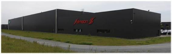 Wilo Salmson France : entrepôt logistique