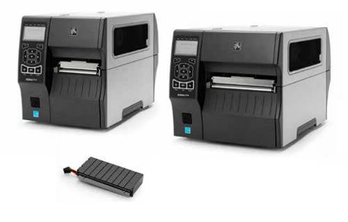 Imprimante Zebra ZT410 - imprimante transfert thermique ZT420