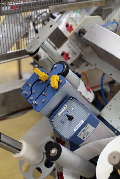 Etipack Strong 100 - Etiqueteuse industrielle