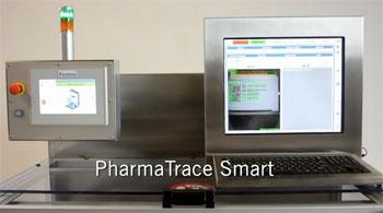 systeme de marquage de sérialisation: Pharma trace Smart