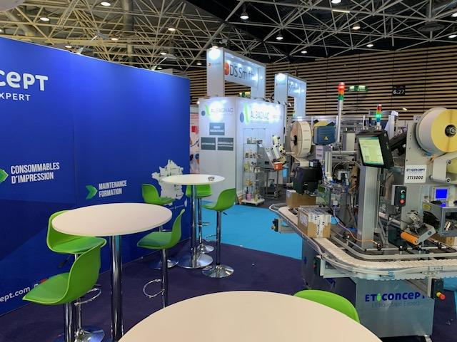 interieur stand
