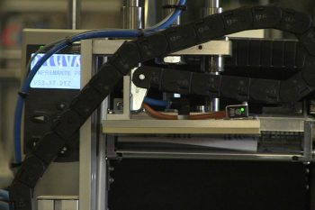 Maxicoffee - Eti500-BL et face avant Zebra 170xi4
